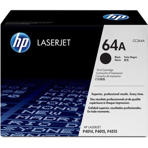 HP Genuine Black Toner Cartridge for LaserJet P4015, P4014 and P4515 Printer