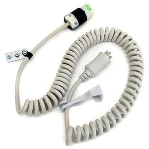 Ergotron Coiled Standard Power Cord (Coiled Extension Cor...