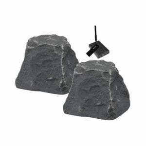 TIC WRS010 Outdoor Wireless Rock Speakers