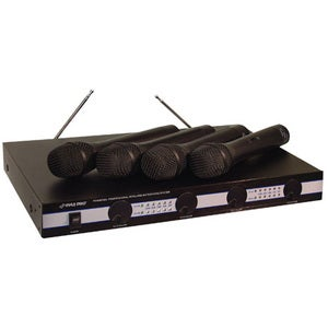 Pyle PDWM5000 Wireless Microphone System - Thumbnail 0