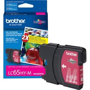 Brother High Yield Magenta Ink Cartridge For MFC-6490CW Printer