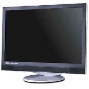 3K 22-inch Widescreen LCD Monitor