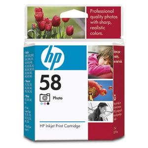 HP 58 Photo Ink Cartridge