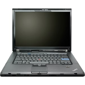 """Lenovo ThinkPad T500 15.4"""" Notebook - Core 2 Duo T9400 2.53GHz - Blac (Refurbished)"""
