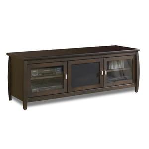 Techcraft SWP60 Classic Wood Tone Credenza TV Stand