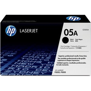 HP Black Toner Cartridge for LaserJet P2035/P2055 Series