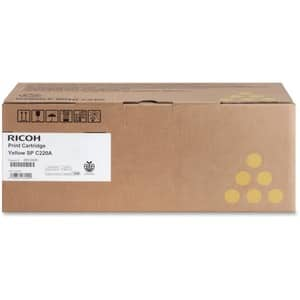 Ricoh Yellow Toner Cartridge For SP-C220A Printer