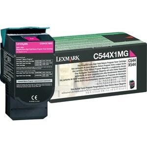 Lexmark Magenta Toner Cartridge (Pack of 1)