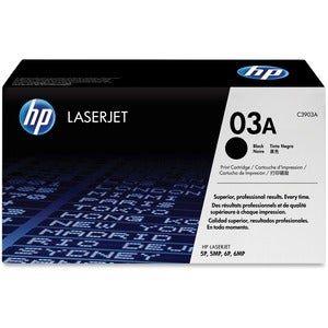 HP Black Toner Cartridge for LaserJet Printers