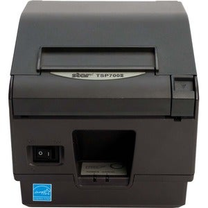 Star Micronics TSP700II TSP743IIU GRY POS Thermal Label Printer