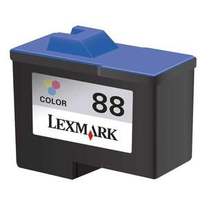Lexmark Tri-color Ink Cartridge - 650 Page - Cyan, Magenta, Yellow - Package: 1