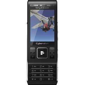 Sony Ericsson Cyber-shot C905 Cell Phone