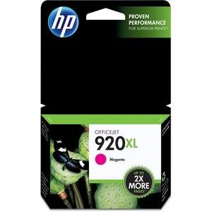 HP No. 920xl Magenta Ink Cartridge