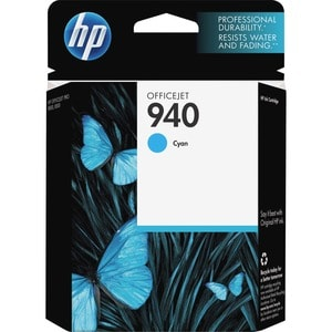 HP No. 940 Cyan Ink Cartridge for Officejet Pro 8000