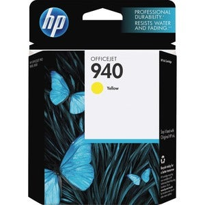 HP No. 940 Yellow Ink Cartridge for Officejet Pro 8000