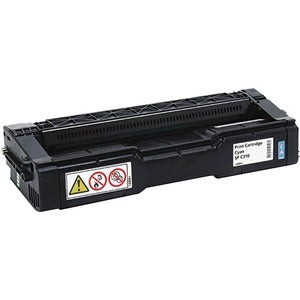 Ricoh SP-C310HA High-yield Cyan Laser Printer Toner Ink Cartridge