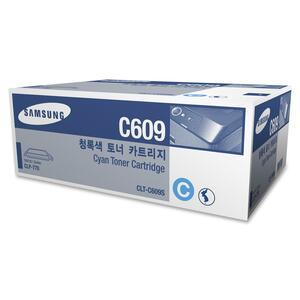 Samsung Cyan Toner Cartridge (Pack of 1)
