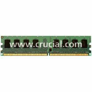 Crucial 16GB DDR2 Sdram Memory Module #CT2KIT102472AF667