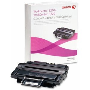 Xerox Standard Capacity Toner Cartridge, Black #106R01485