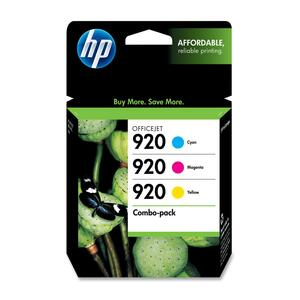 HP No. 920 Combo-pack Ink Cartridge