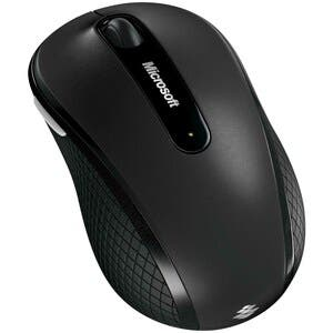 Microsoft Wireless Mobile Mouse 4000 (Black)