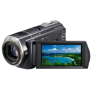 Sony Handycam HDR-CX520V Digital Camcorder - Thumbnail 0