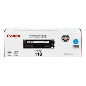 Canon 118 Cyan Toner Cartridge