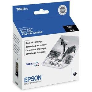 Epson T0431 Black Ink Cartridge