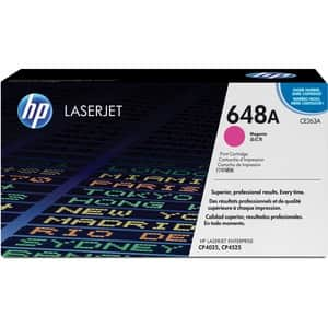 HP 648A Standard Yield Magenta Toner Cartridge (CE263A)