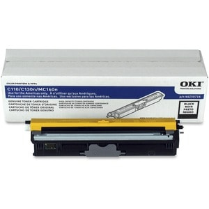 Oki High Capacity Toner Cartridge (Pack of 1)