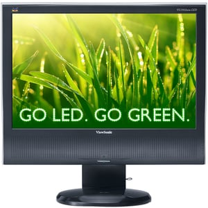 ViewSonic VG1932WM-LED 19-inch WideScreen 1440x900 DVI/VGA LCD Monitor