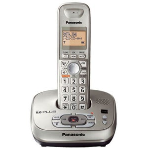 Panasonic KX-TG4021N Cordless Phone (Refurbished)