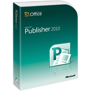Microsoft Publisher 2010 (Academic)
