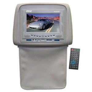 "Pyle PLD72 Car DVD Player - 7"" LCD"