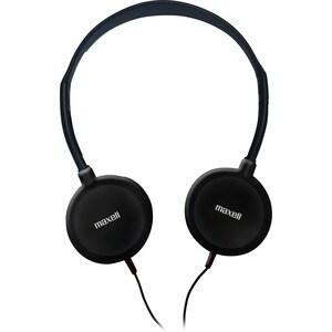 Maxell HP-200 Stereo Headphone (Maxell 190318 Lightweight...