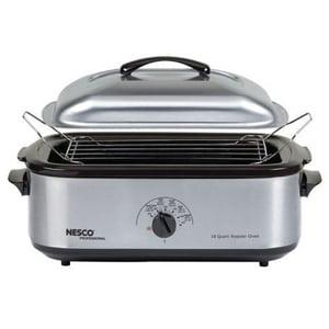 Nesco 4818-25PR Electric Oven (Metal)