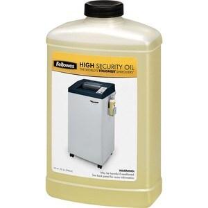 Fellowes 3505801 Shredder Oil