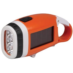 Energizer Solar SOLCKCCBP Flashlight