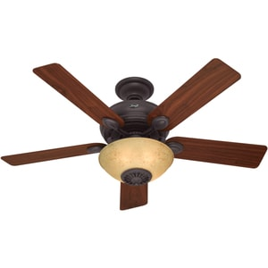 Hunter Westover Four Seasons Heater 21894 Ceiling Fan