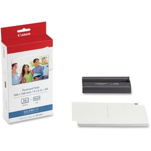Canon KP 36IP Print Cartridge / Paper Kit