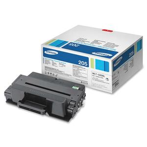 Samsung MLT-D205L Toner Cartridge - Black