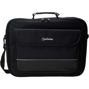 """MANHATTAN Empire 421560 Carrying Case for 17"""" Notebook - Black"""
