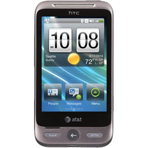 HTC Freestyle Smartphone - 3.5G - Bar - Gray - Thumbnail 0