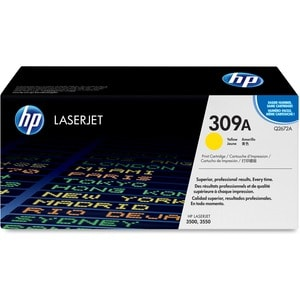 HP Yellow Toner Cartridge (Pack of 1)