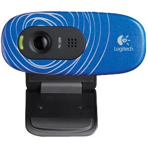 Logitech C270 USB 2.0 3 Megapixel 720p 1280x720 960-000818 WebCam