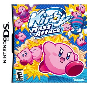 NinDS - Kirby Mass Attack