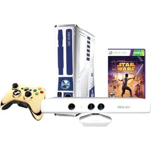 Xbox 360 - Limited Edition Kinect Star Wars Bundle