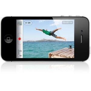 Apple iPhone 4S MD269LL/A Smartphone - Wi-Fi - 3.5G - Bar - Black