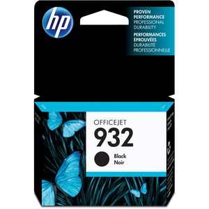 HP 932 Ink Cartridge - Black - Thumbnail 0