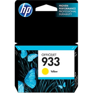 HP 933 Ink Cartridge - Yellow - Thumbnail 0